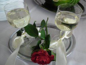willkommen in der Hochzeitssuite